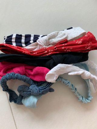Headbands for toddler/baby girls