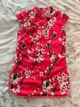 綿旗袍 Qi Pao