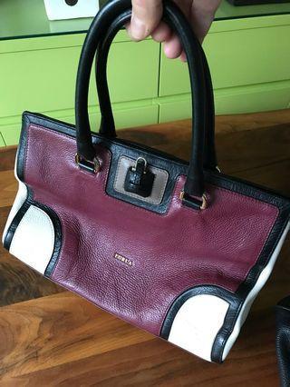 Furla shoulder/hand bag 100% genuine
