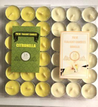 18pcs Scented Candle (box)