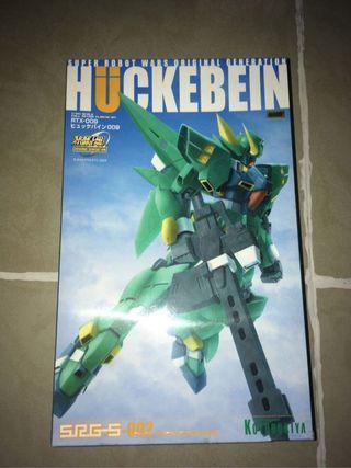 全新未砌 絕版 壽屋 1/144 huckebein 曉擊霸 兇鳥 SRG-S 002 srw og super robot wars 超級機器人大戰 模型 機戰 Gundam 高達 高達模型 hg mg rg original generation KOTOBUKIYA 009
