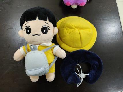 EXO CHEN DOLL 幼丁倩