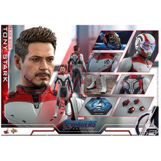 Hottoys MMS 537 Avengers : Endgame – Tony Stark (Team Suit) 首日訂單
