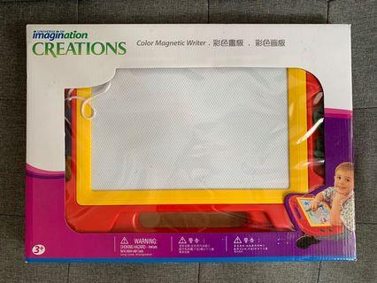 Color magnetic board