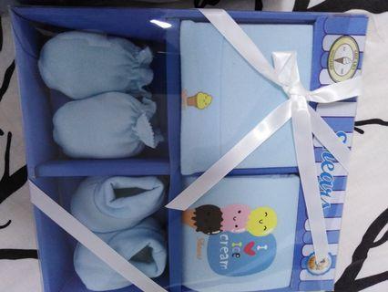 Infant 4pc Gift set (2sets)