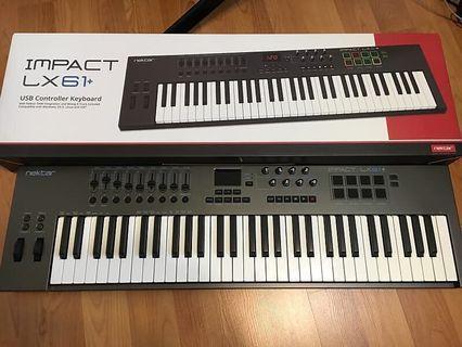 Nektar Impact LX61+ Midi Keyboard