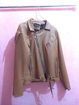 malvian jaket kulit