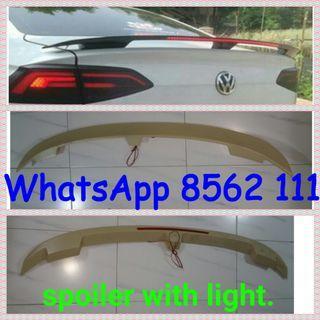 Spoiler for Hyundai elantra/ avante /mazda 3