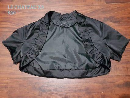 Le Chateau Black Semi-Formal Dress Jacket