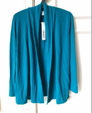 DKNY No button cardigan