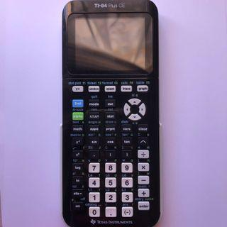 Texas Instruments Graphic Calculator TI-84