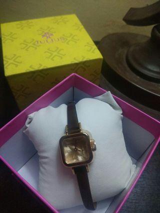 Jam tangan julius watch