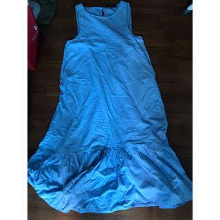 Preloved Blue Dress