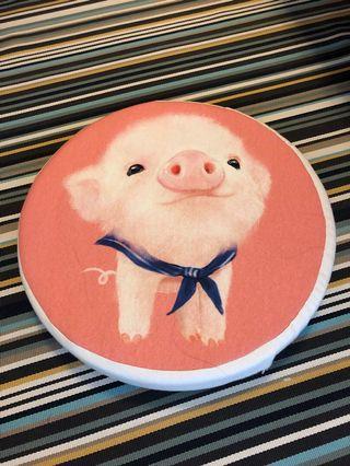 🚚 Cute pig futon (Sitting cushion)