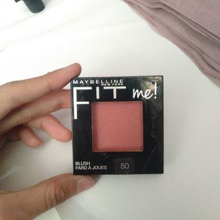 FREE POSTAGE Maybelline Fit Me Blusher