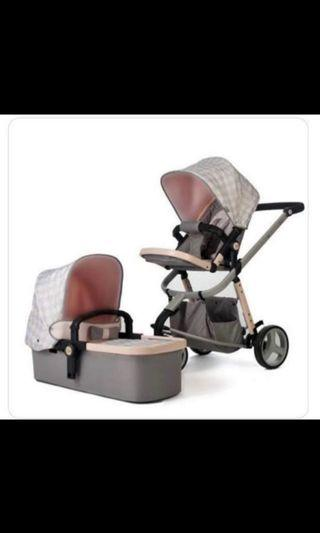 Baby Stroller & Carrier