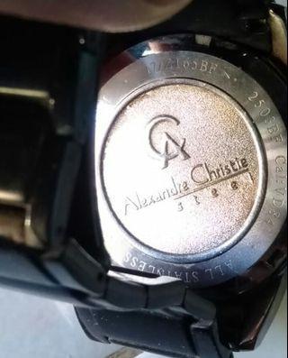 Alexandre christie jam