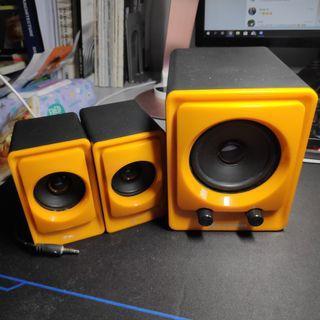 🚚 Audiobox Speakers A100-U