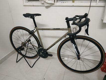 Steel Roadbike AM CLR6200 size XS 45