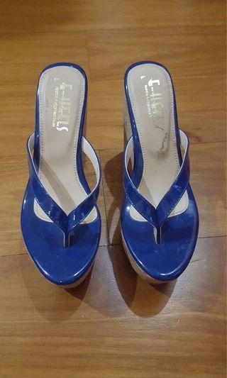 Wedges Blue