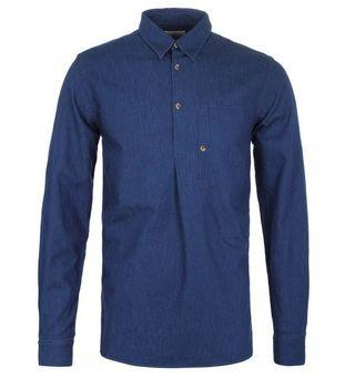 Nudiejeans sailor shirt navy brand new size small
