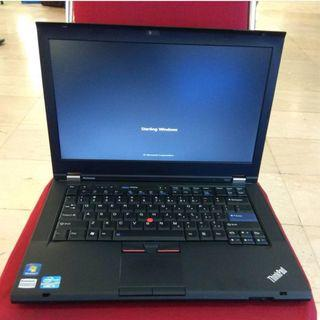 Sewa Laptop Lenovo T420 14inches Processor i3 RAM 4GB 120GB SSD