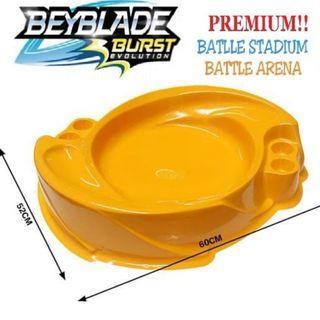 Ready Stock Big Size Beyblade Arena Stadium
