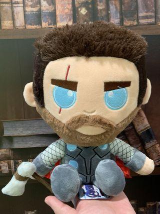 Marvel End Game Thor Plush