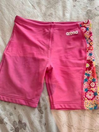 Arena swim shorts size 120 泳褲