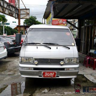 Mitsubishi Delica 2.4 8人座 手排車