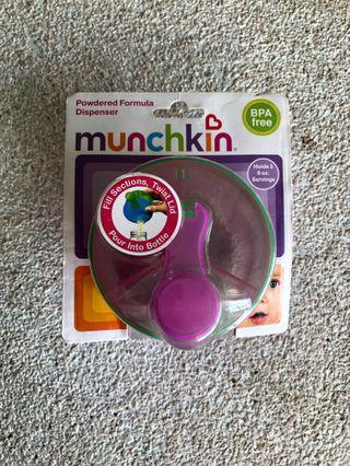 🚚 Munchkin Powdered Formula Dispenser