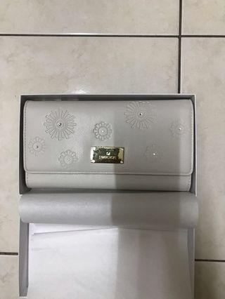 Swarovski Woman's Travel Wallet Authenthic Limited Edition Brand New