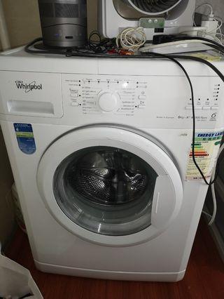 Wirlpool Washing Machine 洗衣機