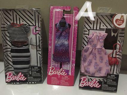 barbie fashion pack set A