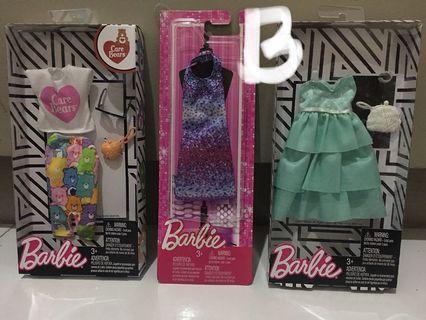 barbie fashion pack B