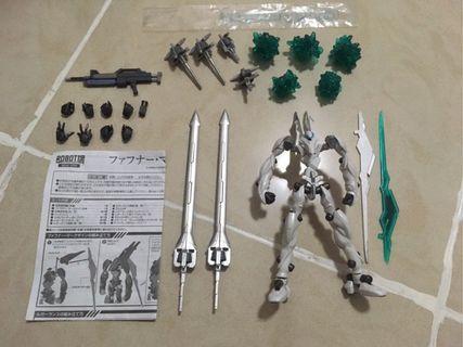 二手 Robot 魂 fafner mark sein 蒼穹之法夫娜 蒼穹的戰神 救世主型 Salvator Model heaven and earth side ffn 主角機 可動 figure 模型 Gundam 高達模型 高達 seed destiny 真壁一騎