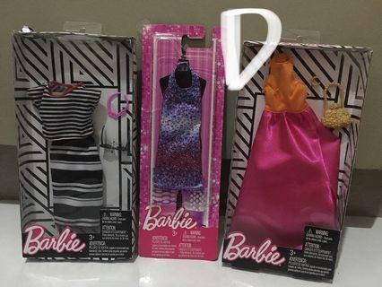 barbie fashion pack set D