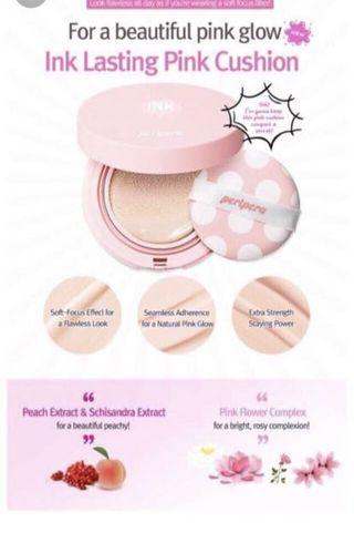 PERIPERA Inklasting Pink BB Cushion