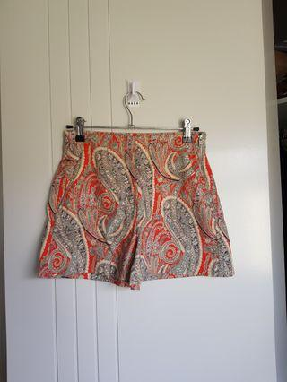 EUC Zara shorts