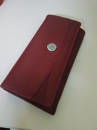 Wallet F. Timber