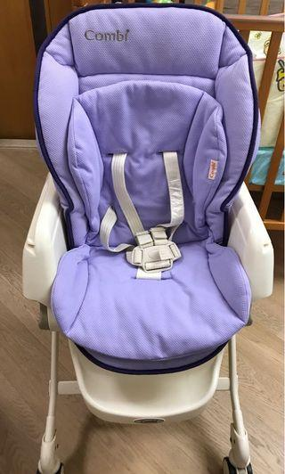 Combi High Chair 餐椅搖床