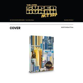 Nct superhuman album