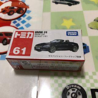 Tomica no.61 BMW Z4
