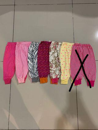Updated stock- clearance sale(baby pants)