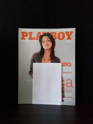 Majalah Playboy July 2006