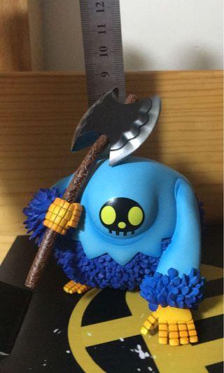 G5 海賊王 gk 獄卒獸 藍猩猩 wcf