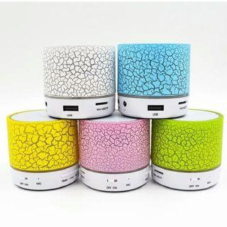 Brand New Portable Attractive Wireless Bluetooth Speaker 4.0 with Inbuilt Battery - BS10