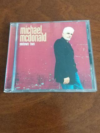 Michael McDonald : Motown Two CD
