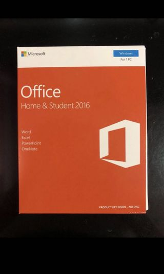 microsoft office 2019 home and student | Textbooks | Carousell Singapore