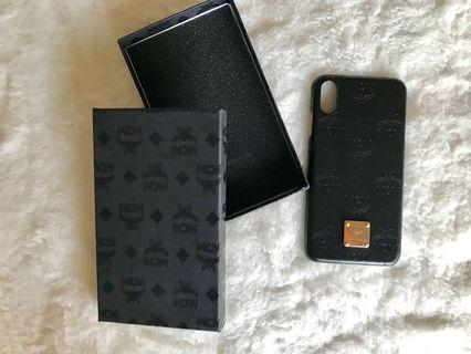 MCM CASE FOR IPHONE XSMAX